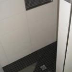 gemauerte Duschablage