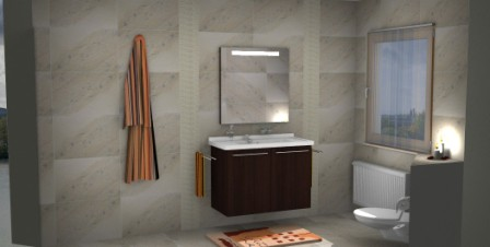 Mosaik Natural Slate Winter