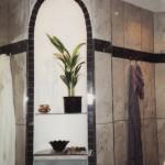 Ablageflächen im Badezimmer Bild1