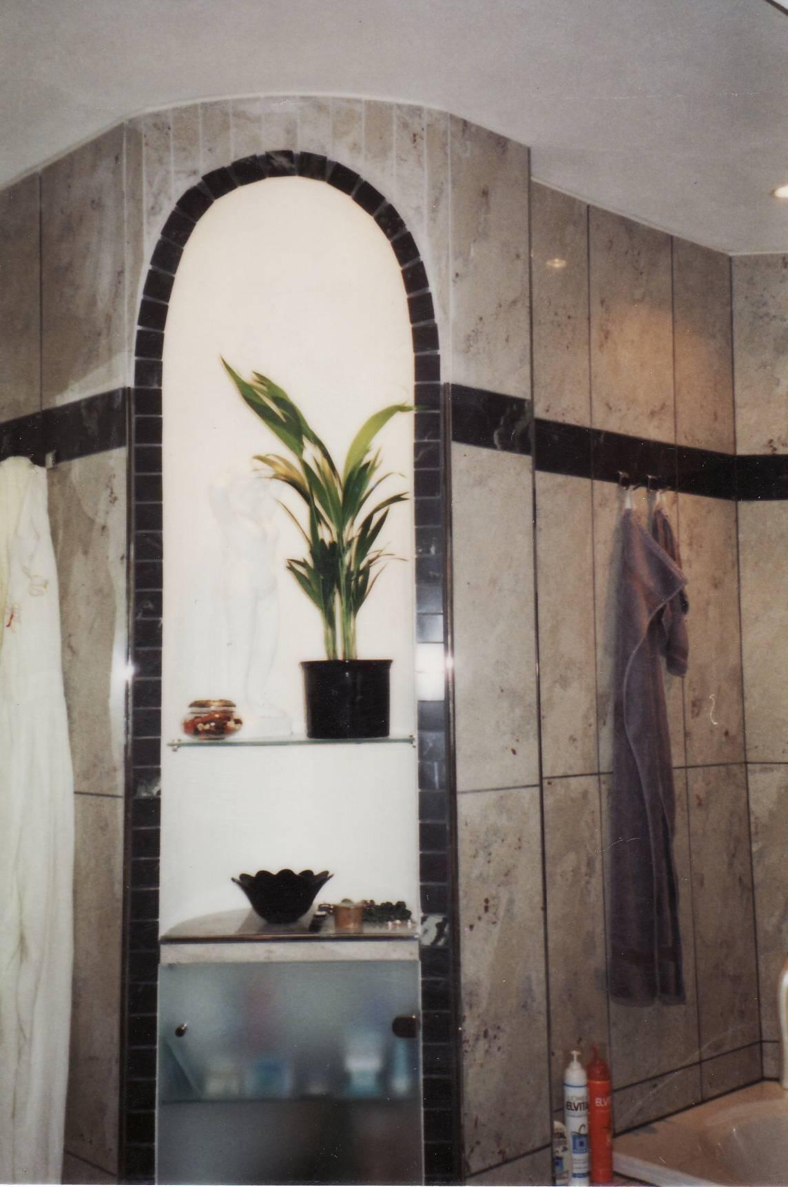 Badablagen: 16 Gestaltungsvorschläge für Ablagen im Bad ...
