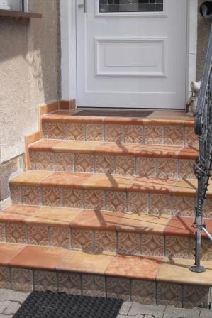 Häufig Treppenfliesen für Innen und Außentreppen | Fliesen Fieber YV24