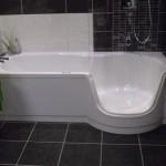 Twinline Badewanne und Dusche-2