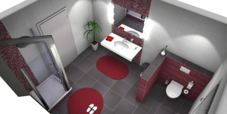 Hervorragend Badezimmer selber planen oder planen lassen?   Fliesen Fieber YI96