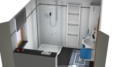 fliesenarbeiten 3d badplanungen und news fliesen fieber. Black Bedroom Furniture Sets. Home Design Ideas