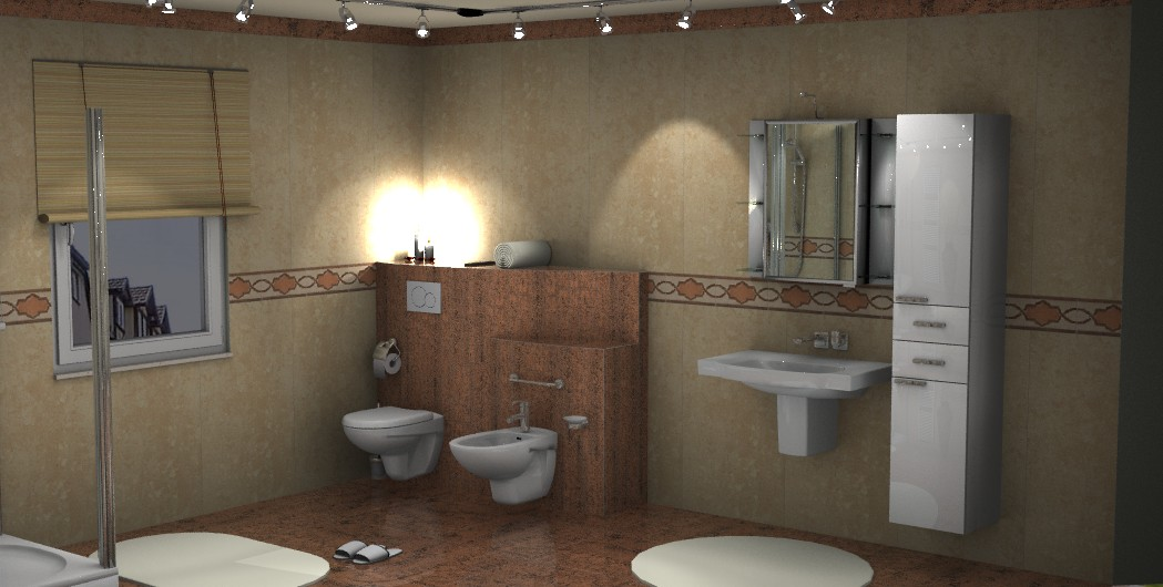 badplanung mit gro en fliesen fliesen fieber. Black Bedroom Furniture Sets. Home Design Ideas
