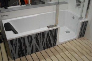 Die Duschbadewanne von Artweger. Twin Line