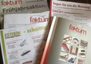 Faktum Bauprodukte fr Fliesenleger