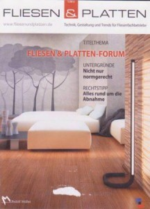 der fliesen blog alles zum thema fliesenlegen. Black Bedroom Furniture Sets. Home Design Ideas