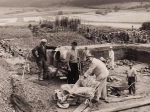 Häusle bauen 1962