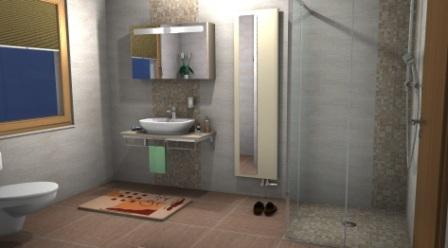 kleines badezimmer mit stauraum und ablagen fliesen fieber