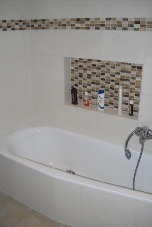Mosaikfliesen Und Deren Einsatzbereiche | Fliesen Fieber Badezimmer Mit Glasmosaik