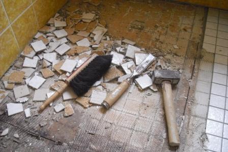 Bodenfliesen Auf Holzuntergrunden Fliesen Fieber