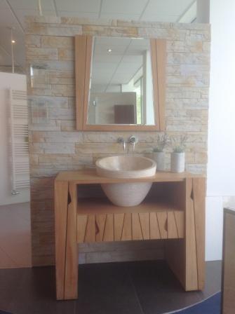Fliesen Rustikal Bad Badezimmer Badewanne Wand Ideen ...