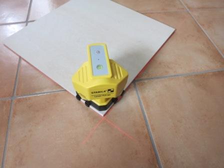 Laser FLS90 mit Laserlinie