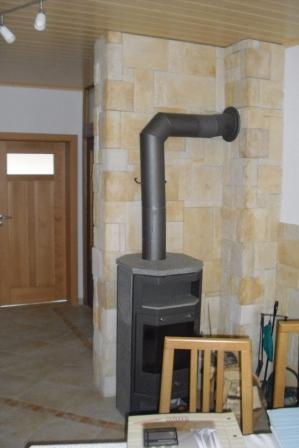 Wandgestaltung Beispiele: Wohnzimmergestaltung  Fliesen ...
