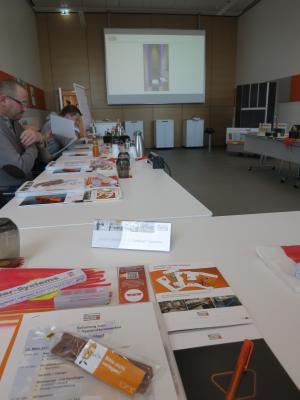 Seminar zum Schlüter System Handwerker