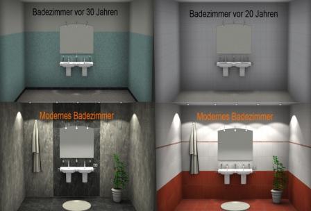 Badezimmer fliesen planer online  3D Fliesenplanung vom Fliesenplaner | Fliesen Fieber