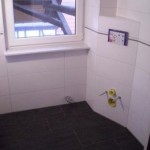 kleines WC mit Steuler Domicil 25 x 70cm