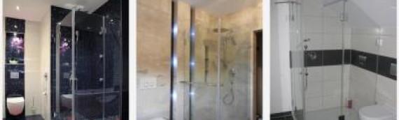 Die schönste Dusche steht fest